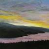 peachland sunset