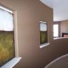 minimalist landscape - on wall