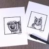 zee & henry sketches