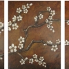 copper-blossom-triptych