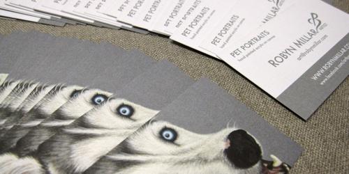 pet portrait card blog - feature