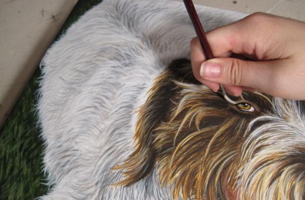 rufus painting