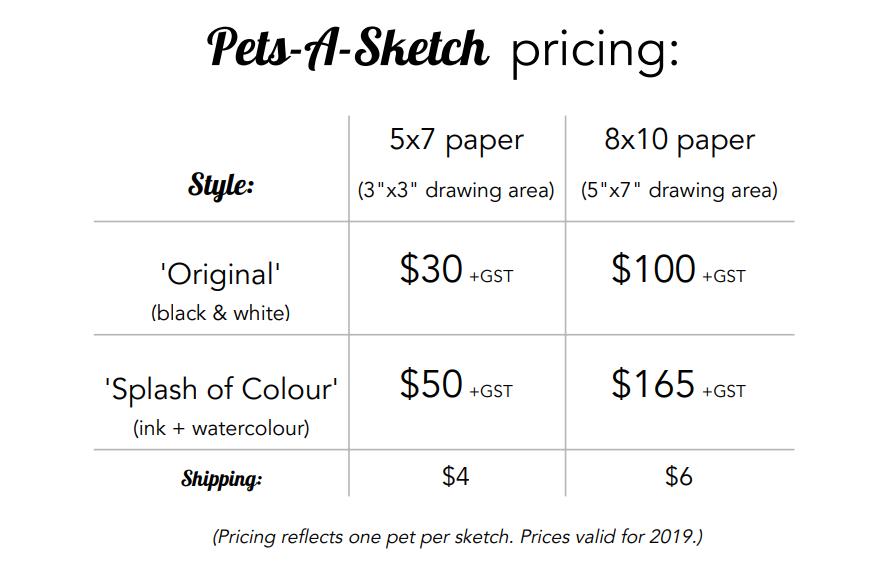2019 sketch pricing