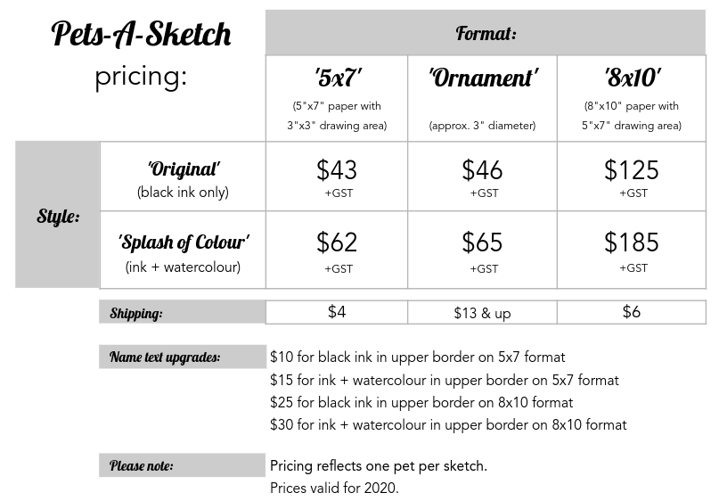 2020 Pets-a-Sketch pricing