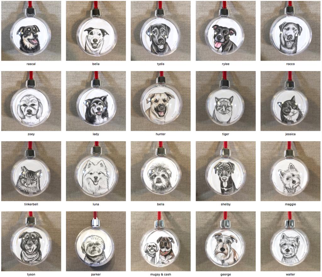 2018 ornaments pt 1